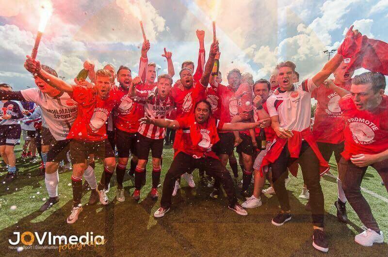 Alphense Boys is genomineerd als Sportploeg van het Jaar 2017