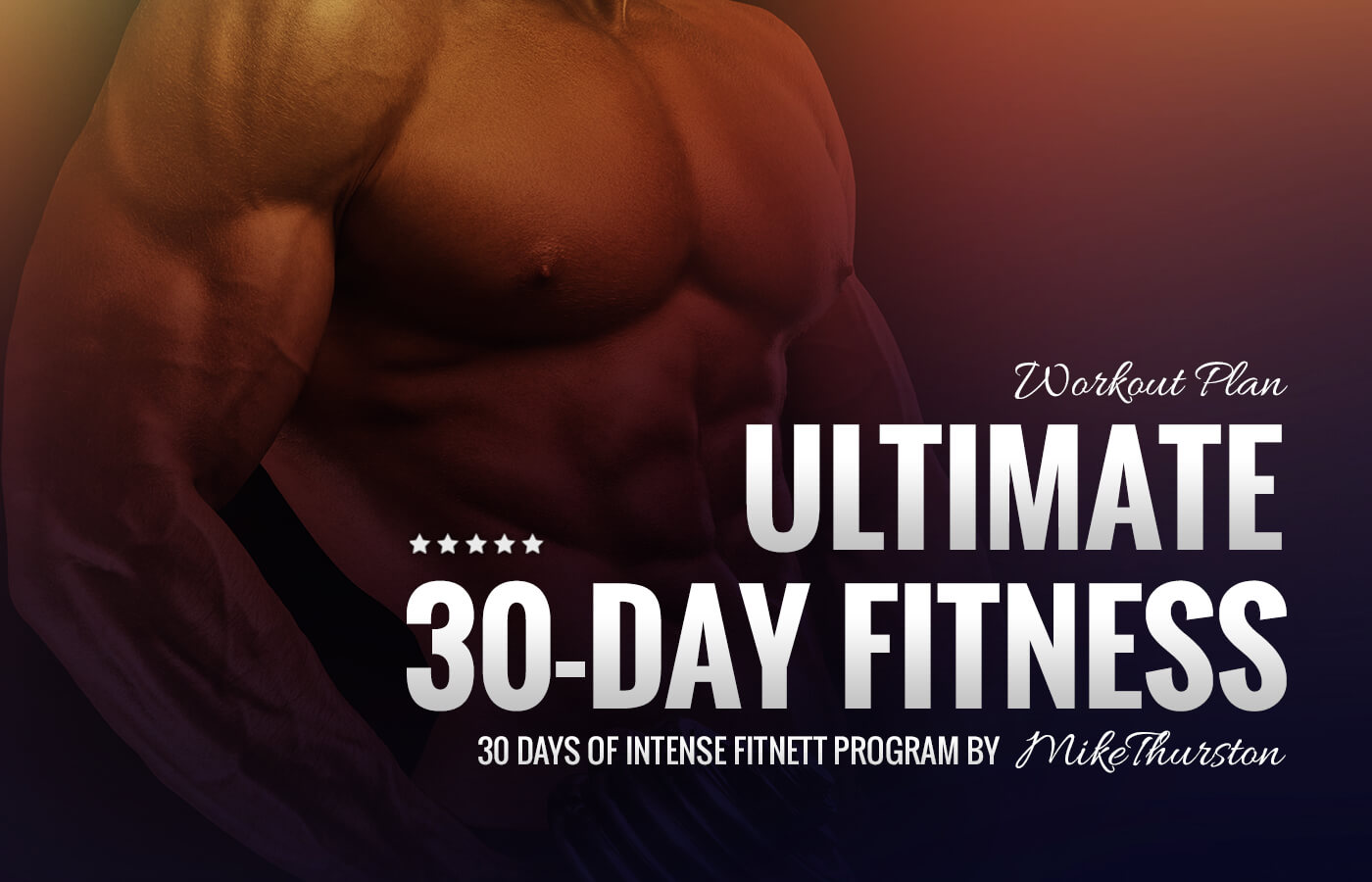 Ultimate 30-Day Fitness